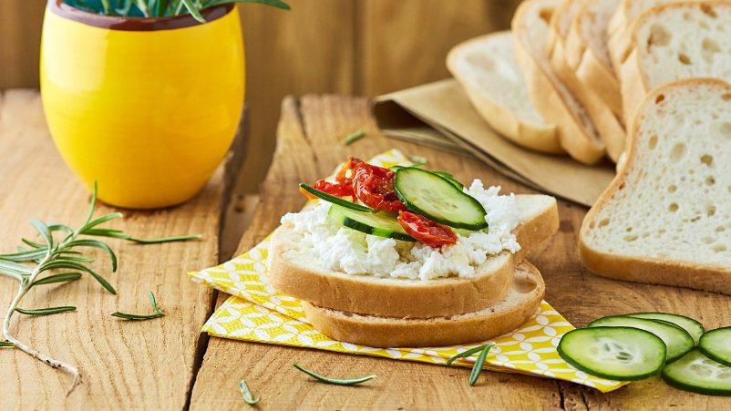 شرائح خبز بان بلانكو | Pan Blanco