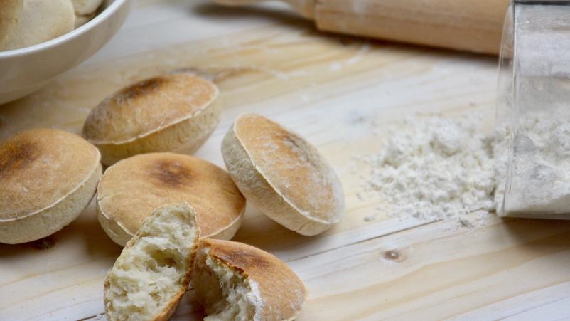 وصفة خبز ميني