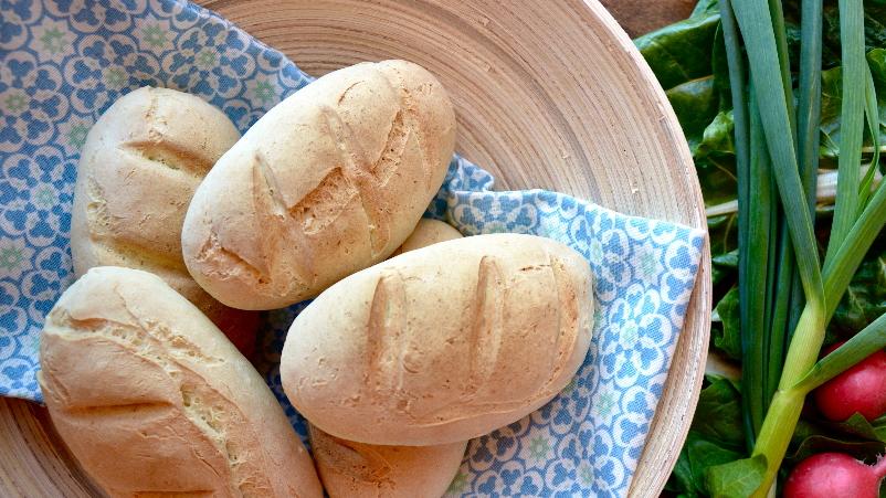 وصفة خبز الحليب طري ولذيذ