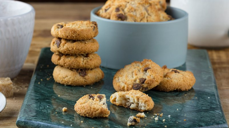 Chocolate Chip Cookies | Choco Chip Cookie