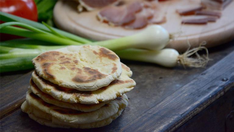وصفة خبز النان الهندي